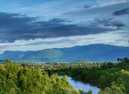 Погодні умови на території Закарпатської області, 2 липня