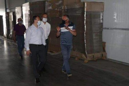 Голова Закарпатської ОДА  перевірив  фермерське підприємство «Коник»