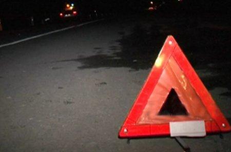 На Тячівщині BMW на шаленій швидкості врізався в стовб