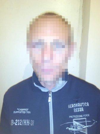 На Іршавщині поліцейська затримала серійного крадія