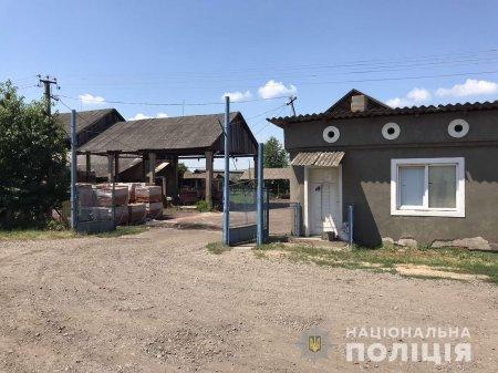 Поліція Виноградова розшукала чоловіка, який викрав мопед у охоронця цегельного заводу
