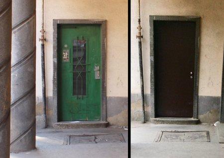 Врятувати історичну спадщину: в Ужгороді відновлюють будівлю старої школи (ФОТО)