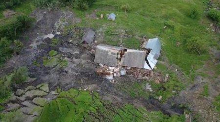 Закарпатці, будинки яких повністю зруйнував паводок, отримають по 300 тис. грн. від держави