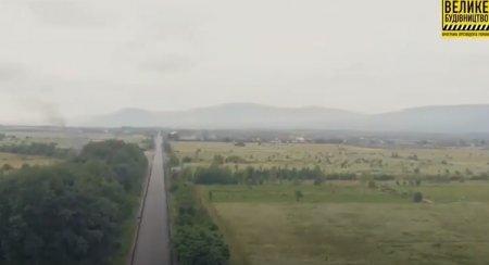Велике будівництво, Тячівський район: Маштаби вражають (відео)