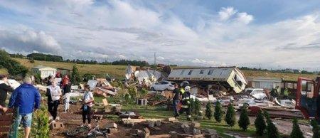 У Польщі торнадо поблизу Балтійського моря. Є постраждалі (ФОТО)