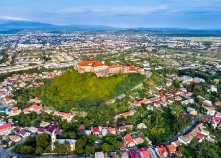 Мукачево змагається за звання найкращого міста України