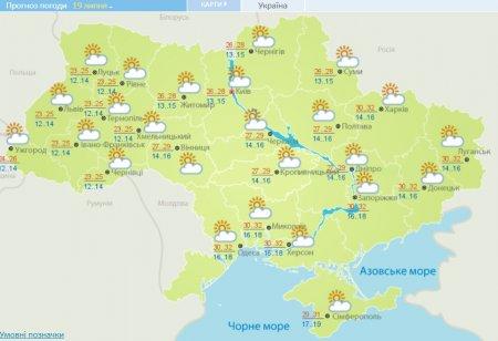 Увірветься величезна спека: синоптики розповіли, коли радикально зміниться прогноз погоди