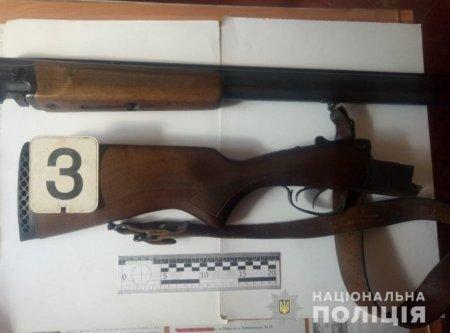 Збройний конфлікт на Закарпатті: поліція з'ясовує обставини (ФОТО)