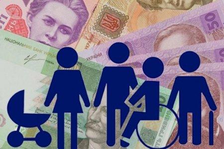 Деякі питання виплати державної соціальної допомоги