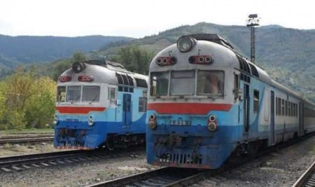 """""""Укрзалізниця"""" відновила пару дизель-поїздів через Тячівщину"""