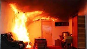В Мукачеві горіла квартира