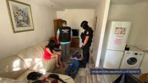 Погоджено підозру трьом мешканцям Львівщини, які вимагали в ужгородців кошти за непоширення приватних відео