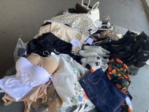 Речі від кутюр'є конфіскували на Зaкaрпaтській митниці (фото)