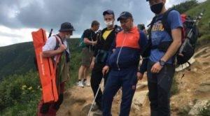 За добу туристи шість разів викликали рятувальників на Говерлу