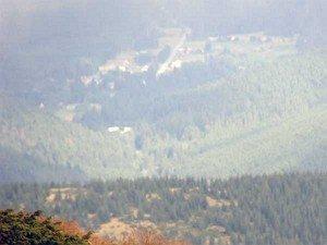 Турист з Києва помер під час проходження туристичного маршруту на Міжгірщині