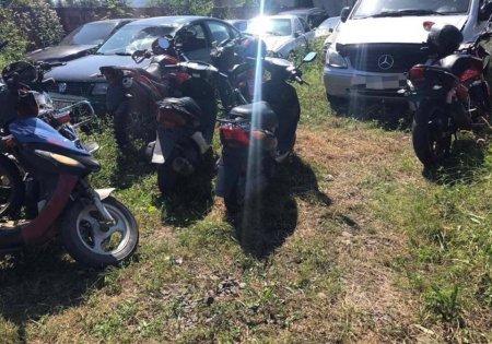 П'ятьох п'яних водіїв, які керували незареєстрованими мотоциклами, задокументували поліцейські Тячівщини (фото)