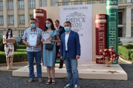 Закарпатським студентам, які отримали 200 балів за ЗНО, вручили по 10 тис грн
