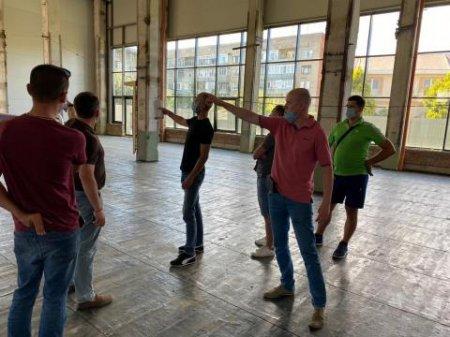 Спортивно-реабілітаційний центр в Ужгороді