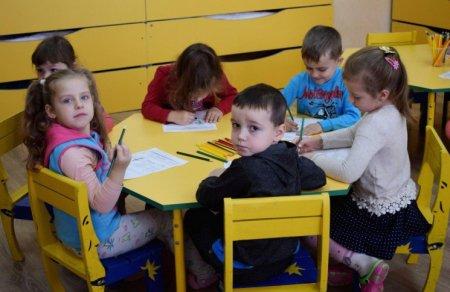 В дитсадки Ужгорода прийшла лиш десята частина вихованців