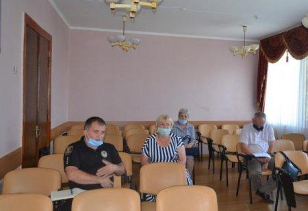 Ліквідація стихійних сміттєзвалищ на території Тячівського району - відбулося засідання комісії (фото)