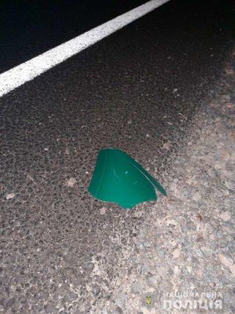 Поліцейські Хустщини встановили водія, який, травмувавши трьох підлітків, зник з місця аварії