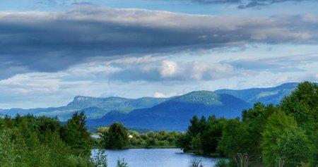Погодні умови на території Закарпатської області, 13 серпня