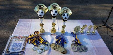 Грою у футбол рятувальники відзначили прийдешнє професійне свято