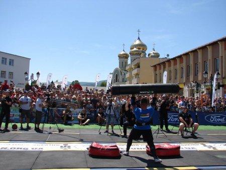 У Хусті відбудеться найграндіозніша спортивна подія року -